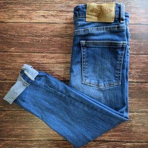 Zara Blue Jeans